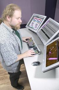 Jory K. Prum working in his studio.jpg